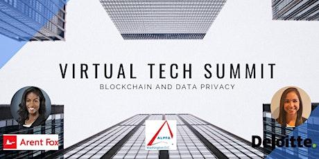 ALPFA DC Presents - Virtual Tech Summit day 1 (Blockchain session) tickets