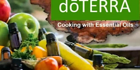 Cooking with doTERRA tickets