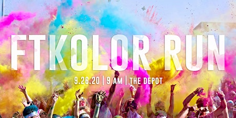 GC Miracle FTK Color Run 2020 tickets