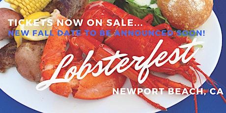 12th Annual Lobsterfest at Newport Beach tickets