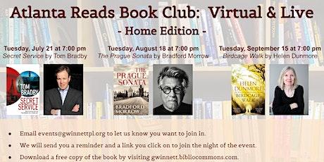 Atlanta Reads Book Club:  Virtual & Live – Home Edition tickets