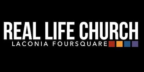 Real Life Church Sunday Service tickets