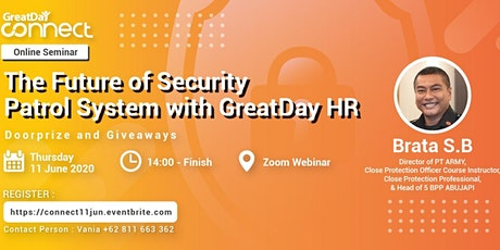 The Future of Security Patrol System with GreatDay HR tickets