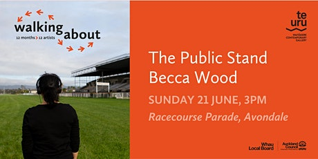 The Public Stand - Gathering Stories by Becca Wood tickets