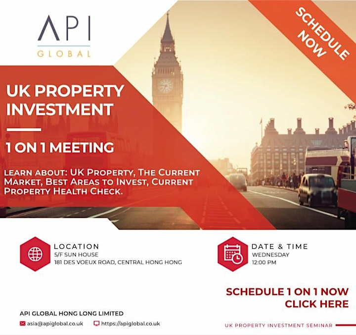 1 on 1 UK Property Investment Session (Meetings, Calls & Zooms) image
