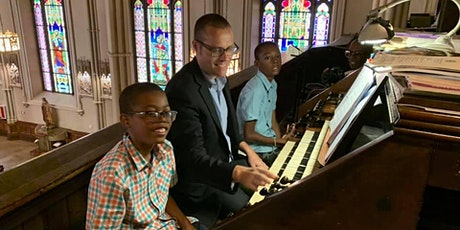 Live Historic Pipe Organ Lesson and Demo for Worldwide Make Music Day tickets