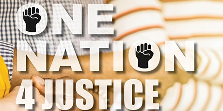 One Nation 4 Justice tickets