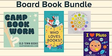 Camp Bookworm: Board Books tickets