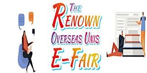 The Renown Overseas Unis E-Fair