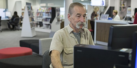 Be Connected - Using the Internet Basics - Swansea Library 1pm tickets