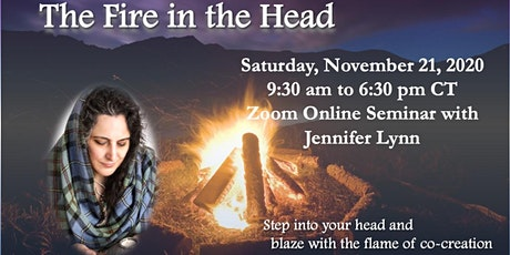 The Fire in the Head with Jennifer Lynn tickets