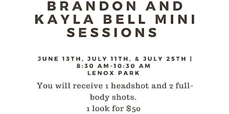 Brandon and Kayla's Mini Session Shoot tickets