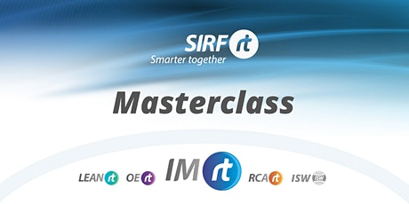WA IMRt Masterclass | Fluids, Lubricants, Air & Coolants tickets
