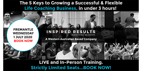 The 5 Keys to Growing a Successful & Flexible Life Coaching Business:Freman tickets