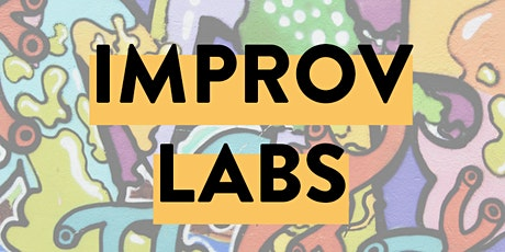 Improv Labs (Face-to-face) tickets