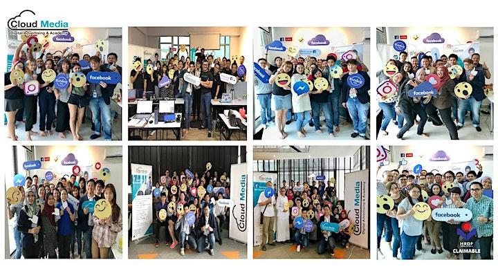 (HRDF Claimable) Facebook Partner - Facebook&Instagram Advertising Workshop image