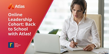 Online Leadership Cohort:  Back to School with Atlas! tickets