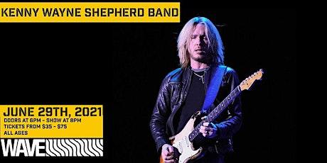 Kenny Wayne Shepherd Band tickets