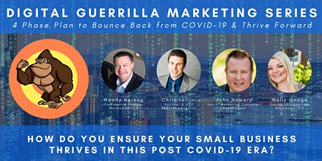 Digital Guerrilla Marketing Series tickets