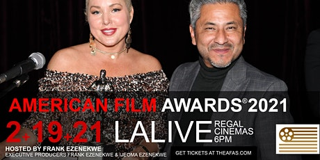 AMERICAN FILM AWARDS® 2021 tickets