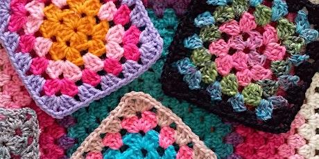 Mother and Daughter Crochet Workshop (kids 7-12) tickets