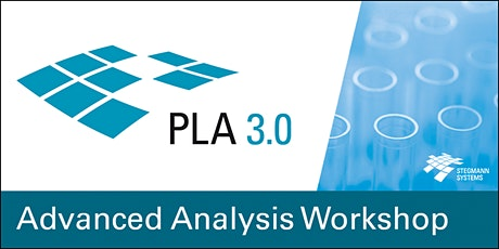PLA 3.0 Advanced Analysis Workshop for Biological Assays, San Francisco, CA, USA (Oct 07, 9 a.m. PDT, 8h) tickets