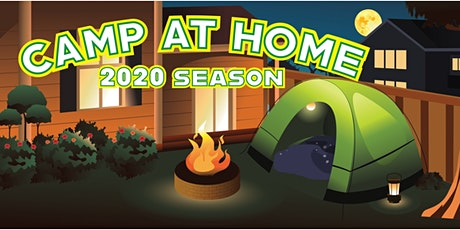 """Camp at Home"" Virtual Meet-Ups tickets"