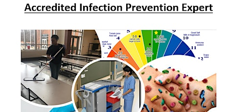 Accredited Infection Prevention Expert  * 8/25 & 26 * Remote Learning Class tickets