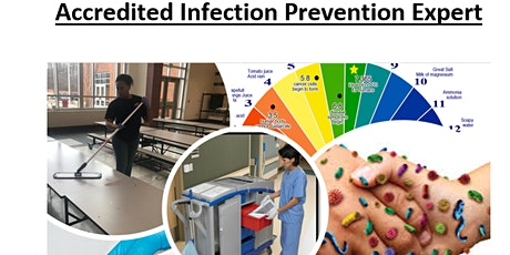 Accredited Infection Prevention Expert  * 8/4 & 5 * Remote Learning Class tickets