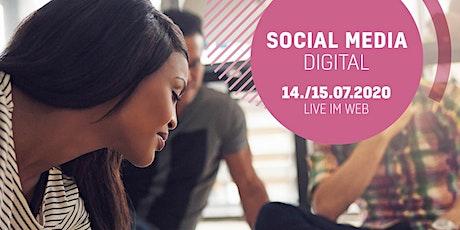 SOCIAL MEDIA DIGITAL | 31.01.2021 Tickets