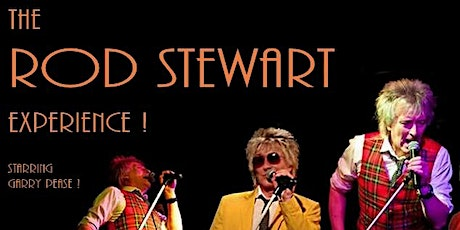 Rod Stewart Tribute Night Worcester tickets