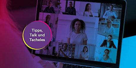 Virtueller Stammtisch für AEB-Kunden Tickets