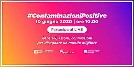 #ContaminazioniPositive biglietti