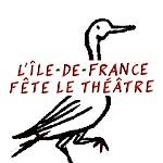 L'Île-de-France fête le théâtre (Port aux Cerises) logo