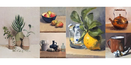 Learn to paint Still Life tickets