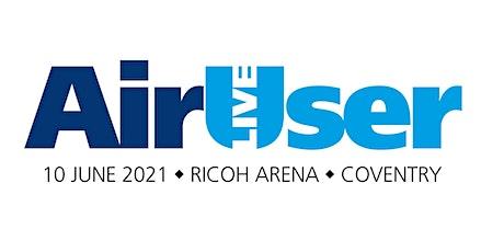 AirUser Live tickets