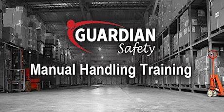 Manual Handling Training ONLINE tickets