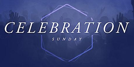 Sunday Celebration 6-7-20 tickets