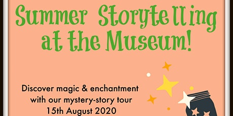 Summer Storytelling: Tales of Magic and Enchantment tickets