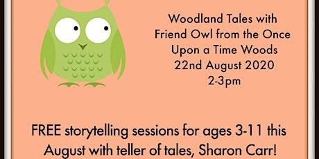 Storytelling: Tree-mendous Tales! tickets