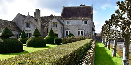 Timed entry to Lytes Cary Manor (8 June - 14 June) tickets
