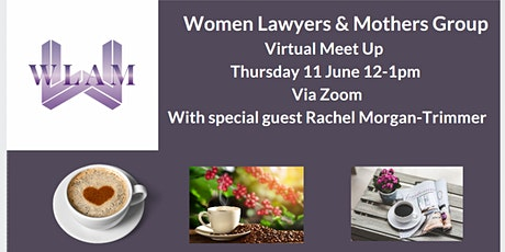 WLAM Virtual Workshop with Rachel Morgan-Trimmer - 11 June at 12-1pm tickets