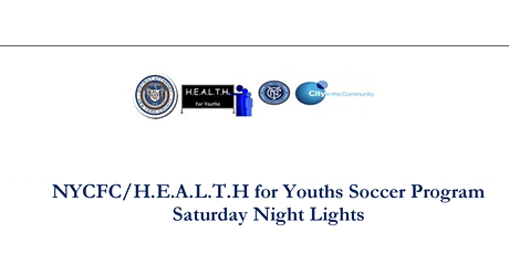 H.E.A.L.T.H for Youths SNL Small Group Soccer Sessions tickets