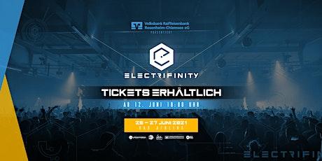 Electrifinity Festival 2021 Tickets