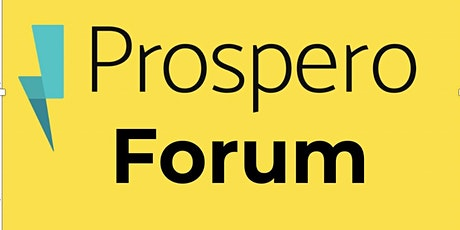 Prospero Forum:  teaching drama with technology under Lockdown tickets