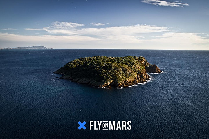 Image pour FLY ON MARS Special Flights - THE CALANQUES