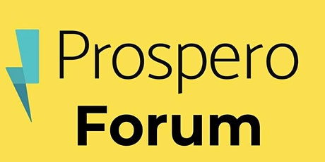 Prospero Forum:  drama, technology and cross-curricular Learning tickets