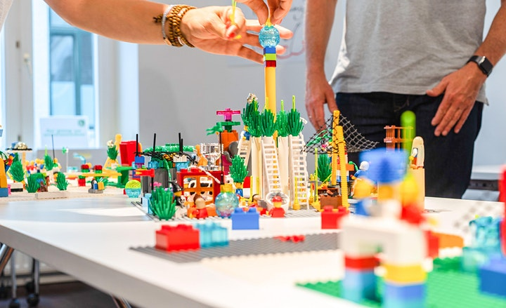 Lego® Serious Play® Online Schnuppertraining - Juni 2021: Bild
