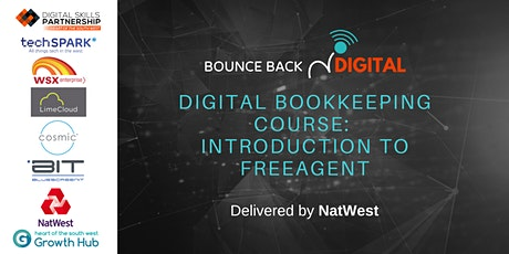 Bounce Back Digital Series: Introduction to FreeAgent tickets