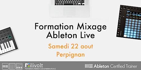 Formation Ableton Live : Mixage billets